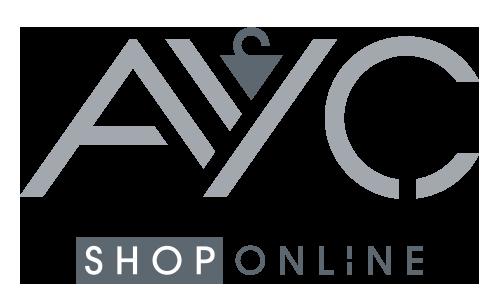 AYC Shop Online logo tasarımı kartvizit tasarımı tarafımızca tamamlanmış olup memnun müşterilerimize bir yenisini daha eklemiş bulunmaktayız. Sakarya logo