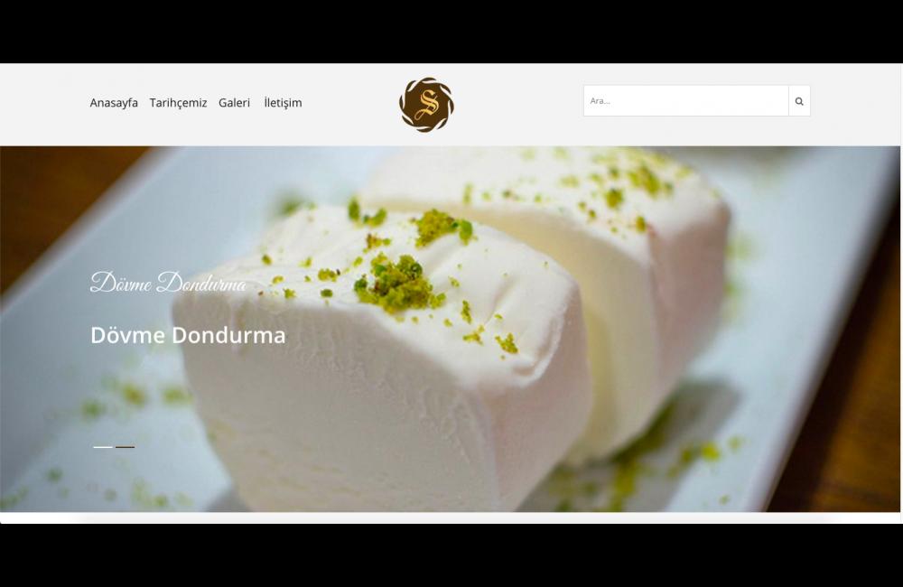Edeler Dondurma & Pastahane, Web Programla ekibimiz tarafından 4iş günü içerisinde teslim edildi. ProjemizdePHP, MYSQL, JQUERY, JAVASCRİPT, CSS3, HTML5g